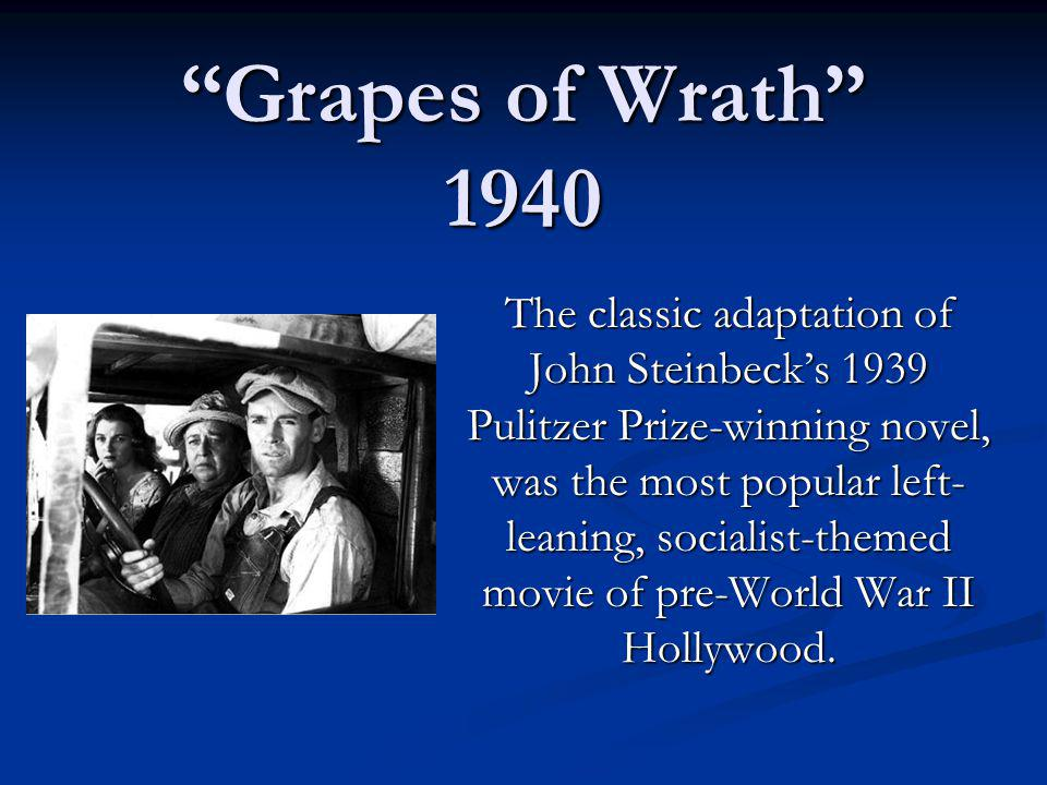 Grapes of Wrath 1940