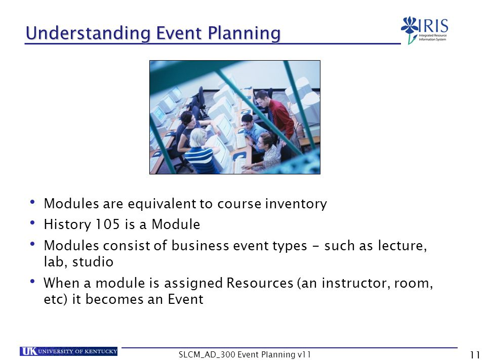 Understanding Event Planning