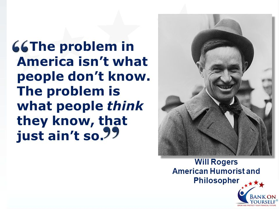 Will Rogers American Humorist and Philosopher