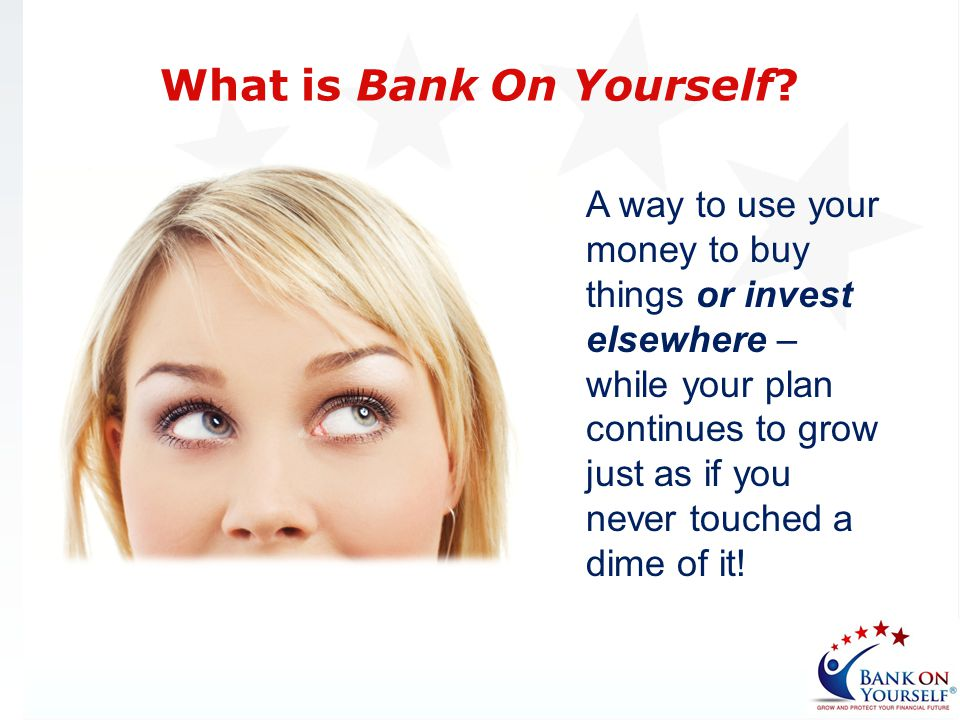 What is Bank On Yourself