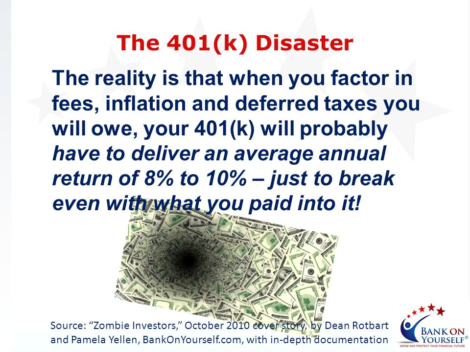 The 401(k) Disaster