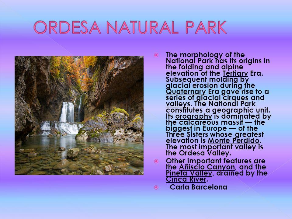 ORDESA NATURAL PARK