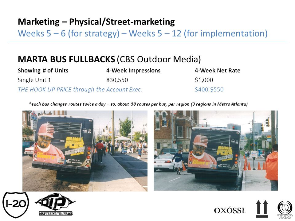 MARTA BUS FULLBACKS (CBS Outdoor Media)