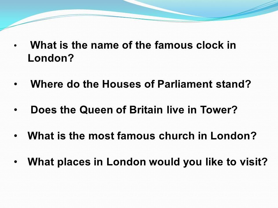Where do the Houses of Parliament stand