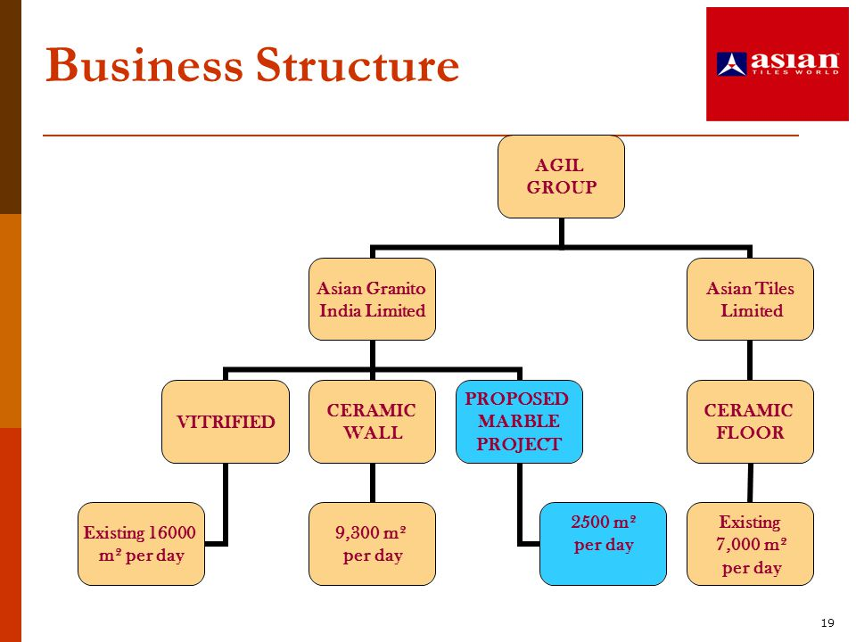 Business Structure 19