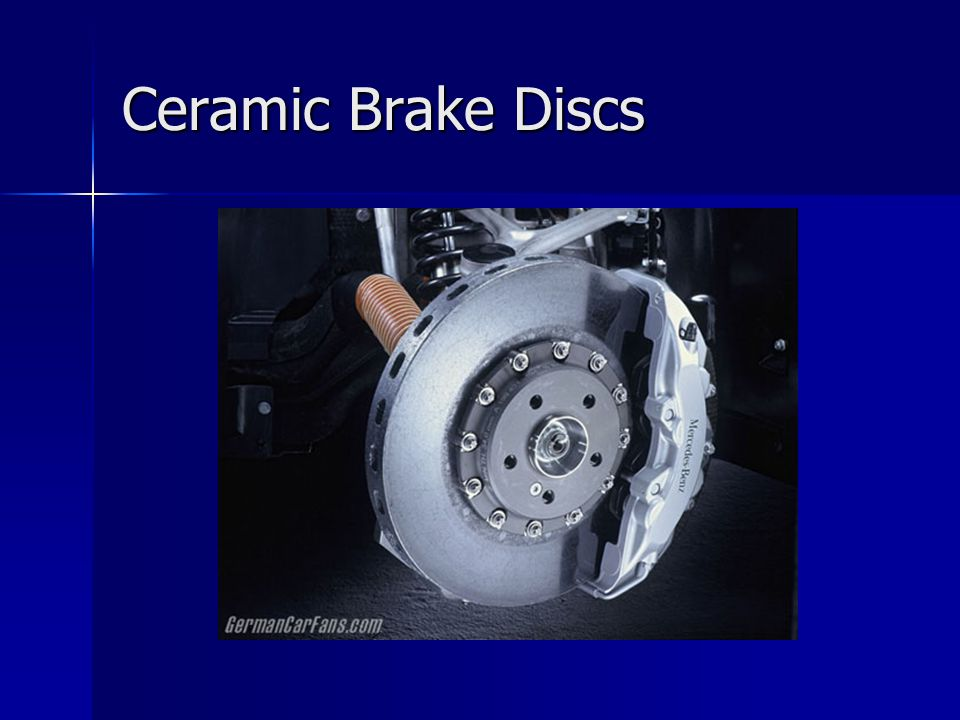 Ceramic Brake Discs