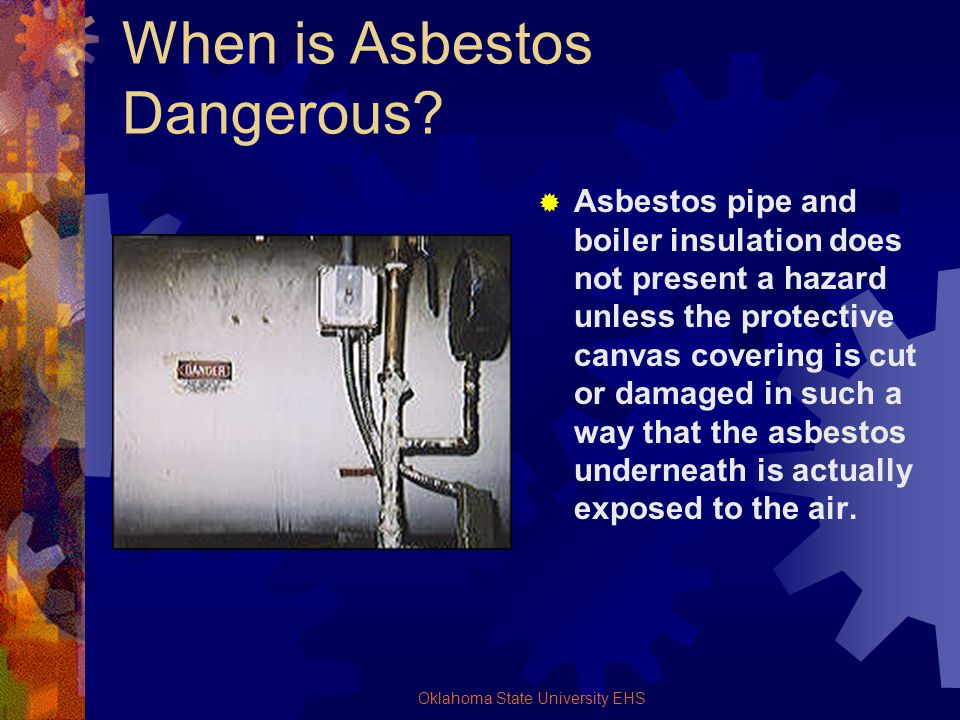 When is Asbestos Dangerous