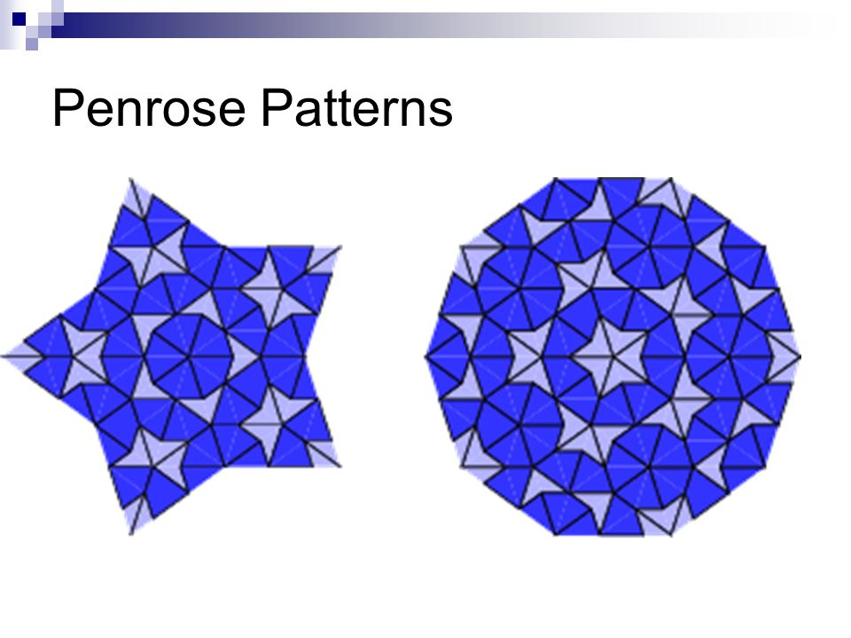 Penrose Patterns