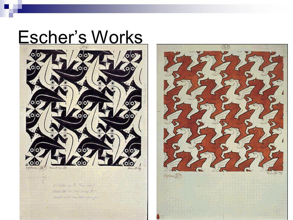 Escher's Works