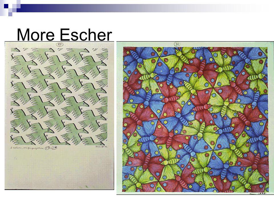 More Escher