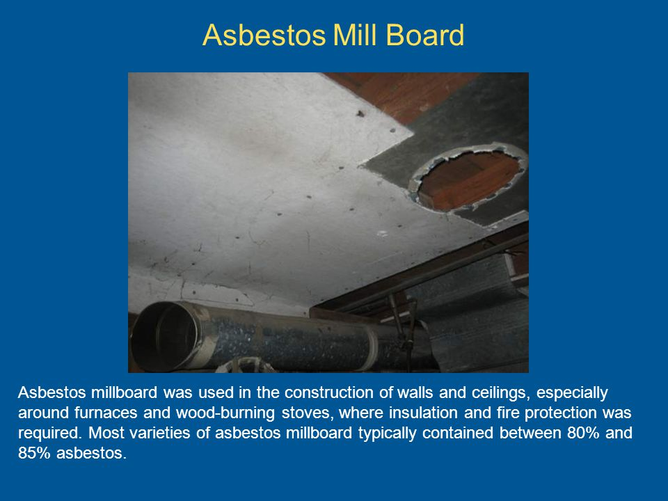 Asbestos Overview Of Hazards And Regulations Ppt Video