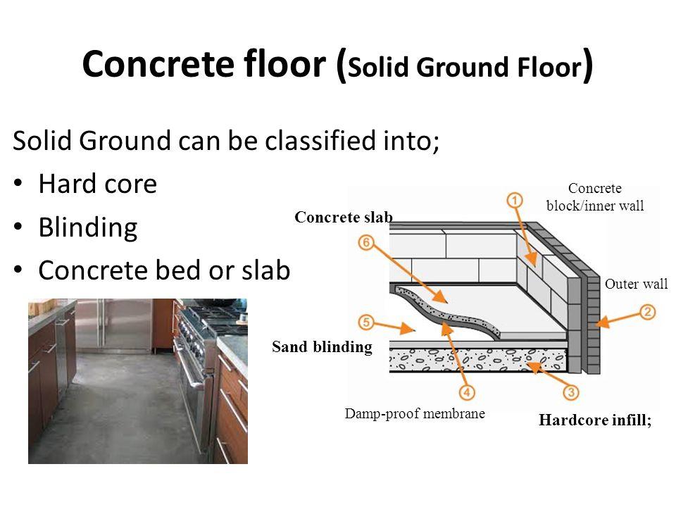 Solid Ground Floor ~ Floor system ppt video online download