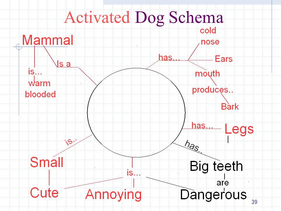 Activated Dog Schema