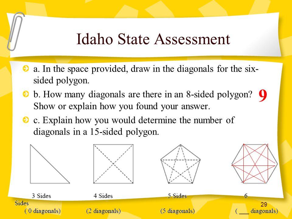 Idaho State Assessment