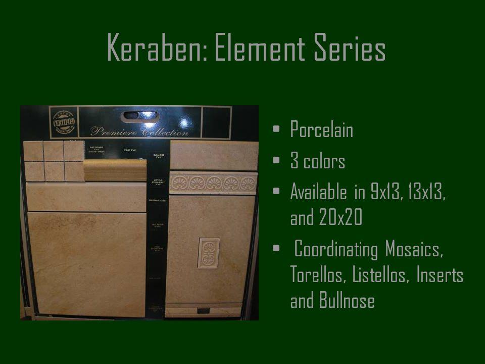 Keraben: Element Series