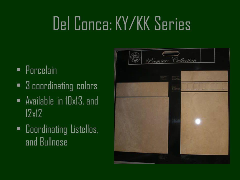 Del Conca: KY/KK Series