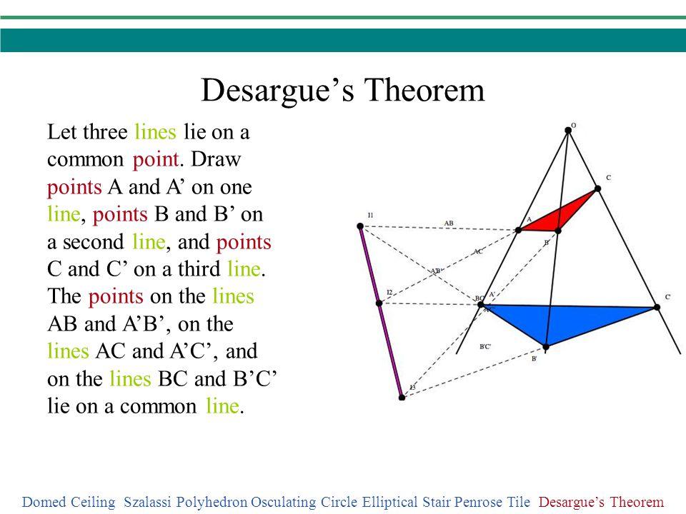 Desargue's Theorem