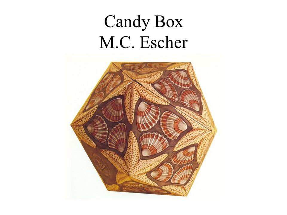 Candy Box M.C. Escher