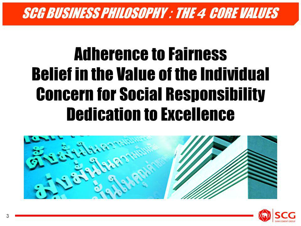 Belief in the Value of the Individual