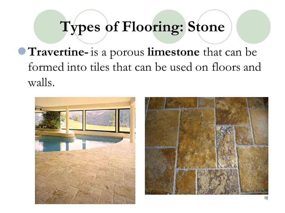 Types of Flooring: Stone