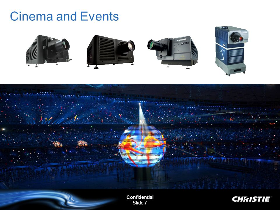 Cinema and Events