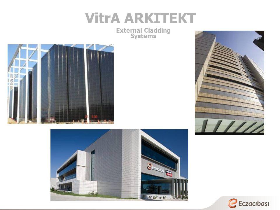 VitrA ARKITEKT External Cladding Systems