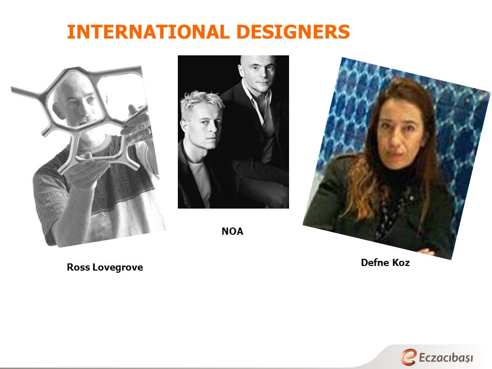 INTERNATIONAL DESIGNERS