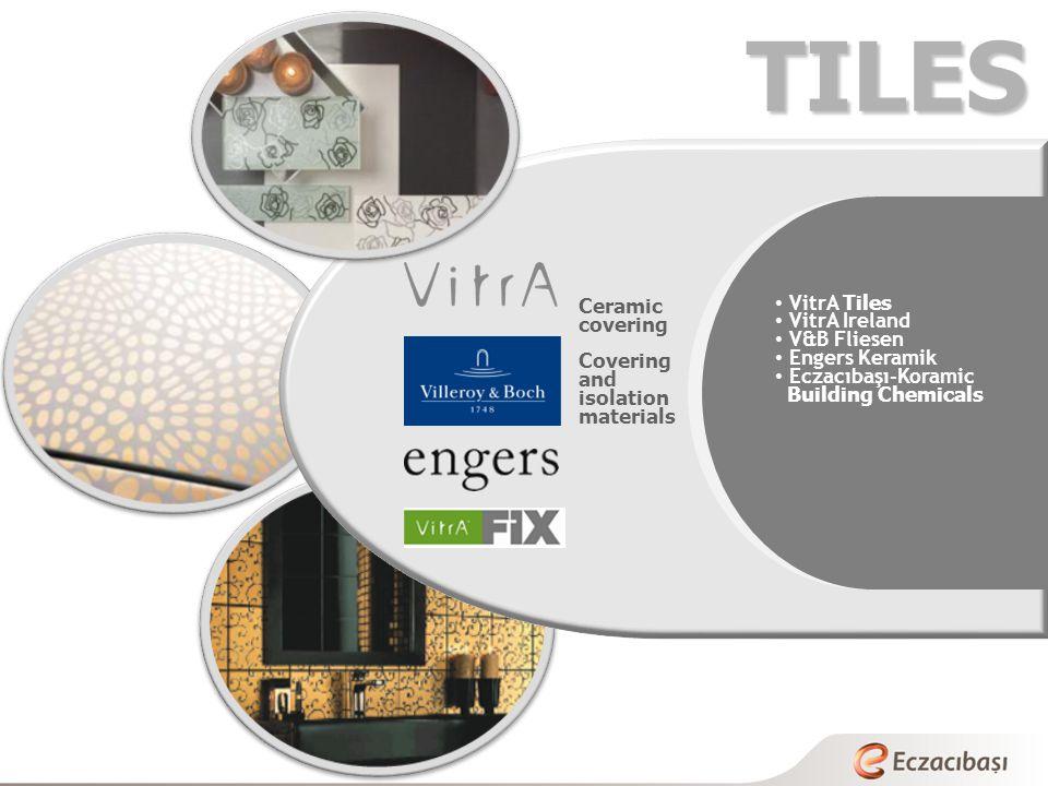 TILES Eczacıbaşı Yapı Gereçleri VitrA Tiles Ceramic covering