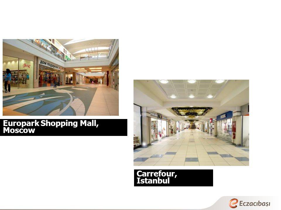 Europark Shopping Mall, Moscow