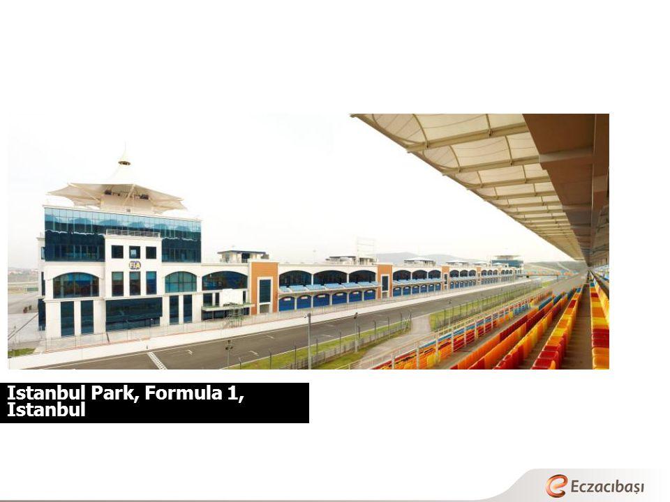 Istanbul Park, Formula 1, Istanbul