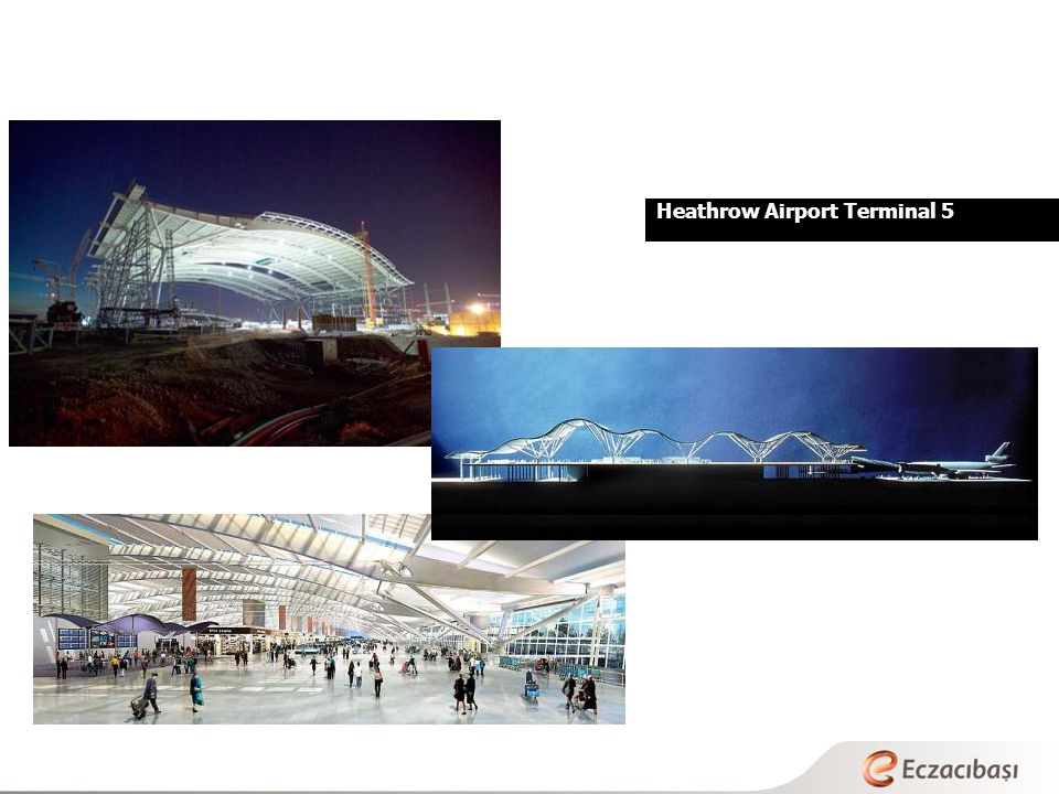 Heathrow Airport Terminal 5