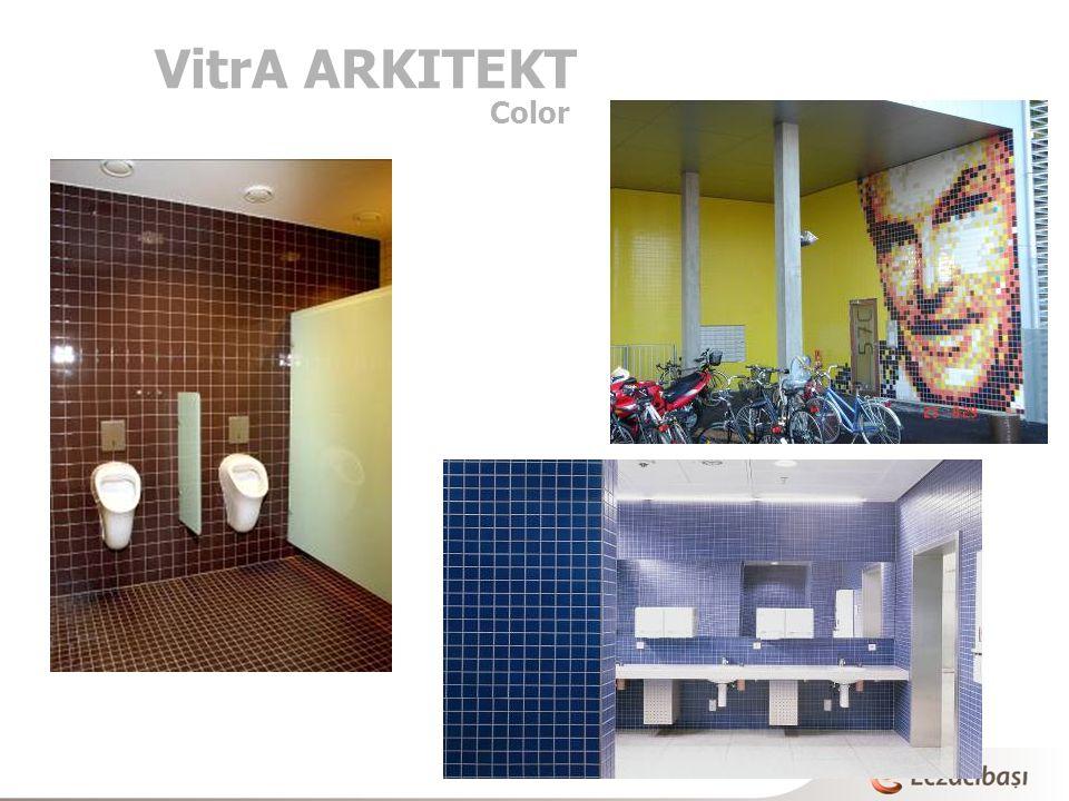 VitrA ARKITEKT Color