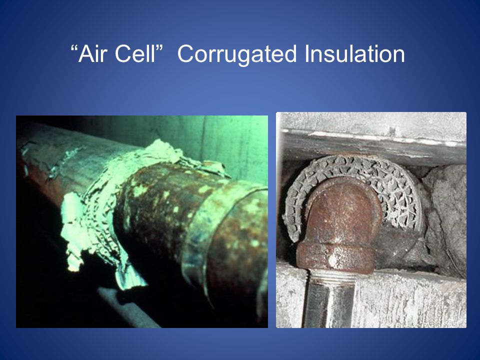 Air Cell Corrugated Insulation