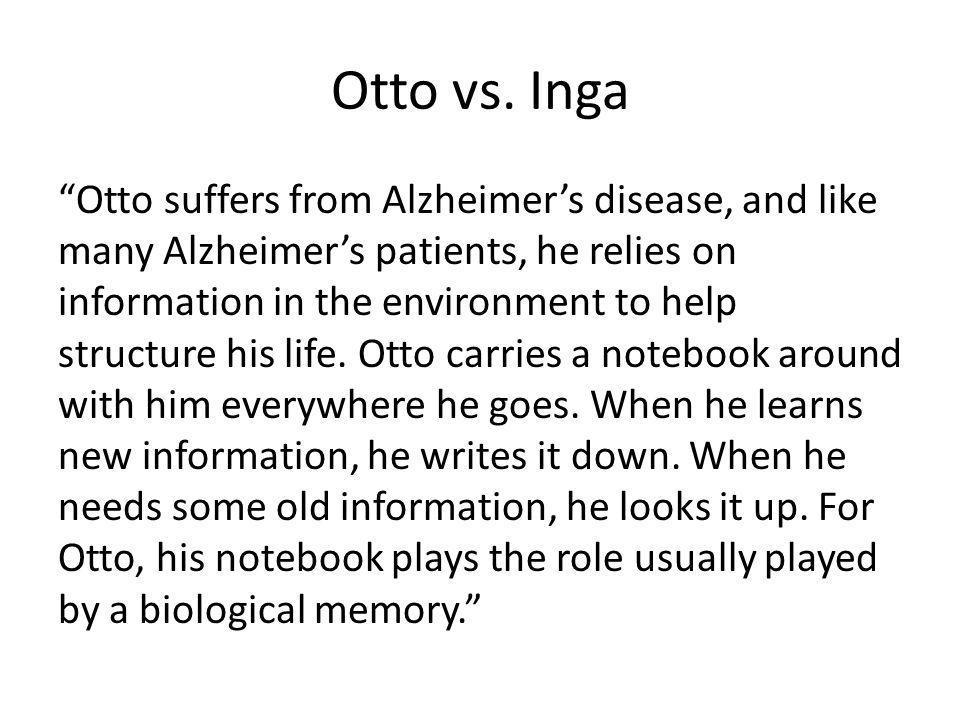Otto vs. Inga