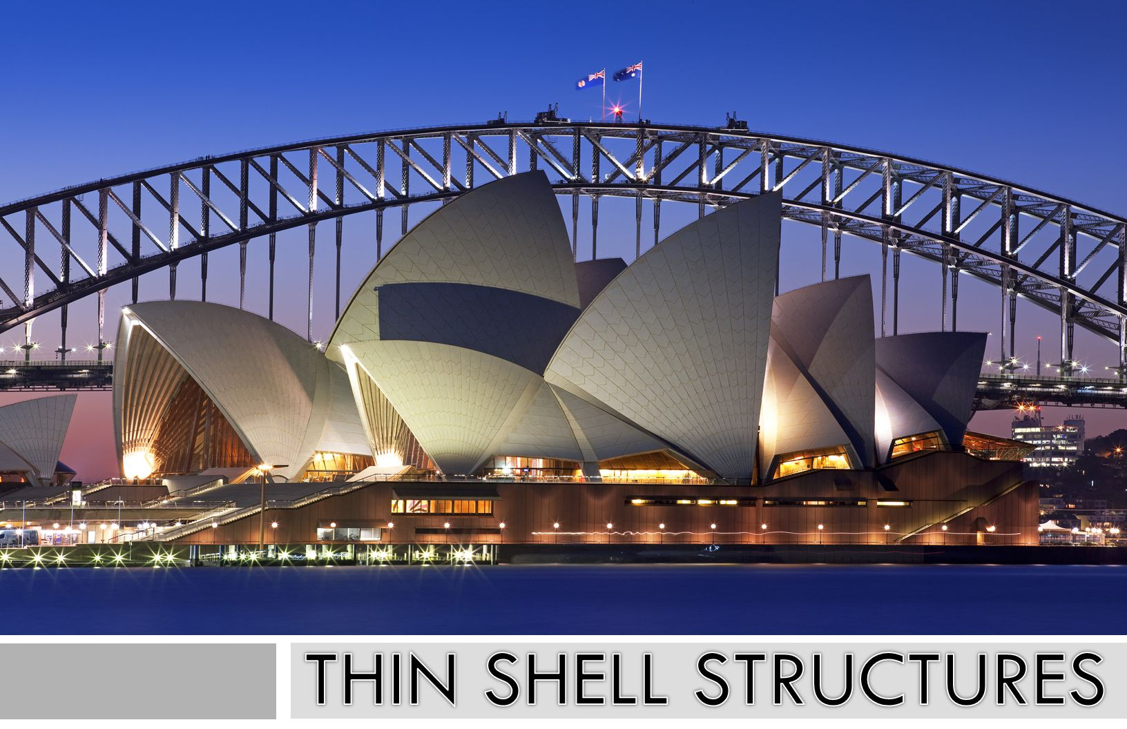shell structures Chapter 35: shell structures: basic concepts 35–4 components, preformed into thin doubly curved shells by large power presses, and firmly connected to.