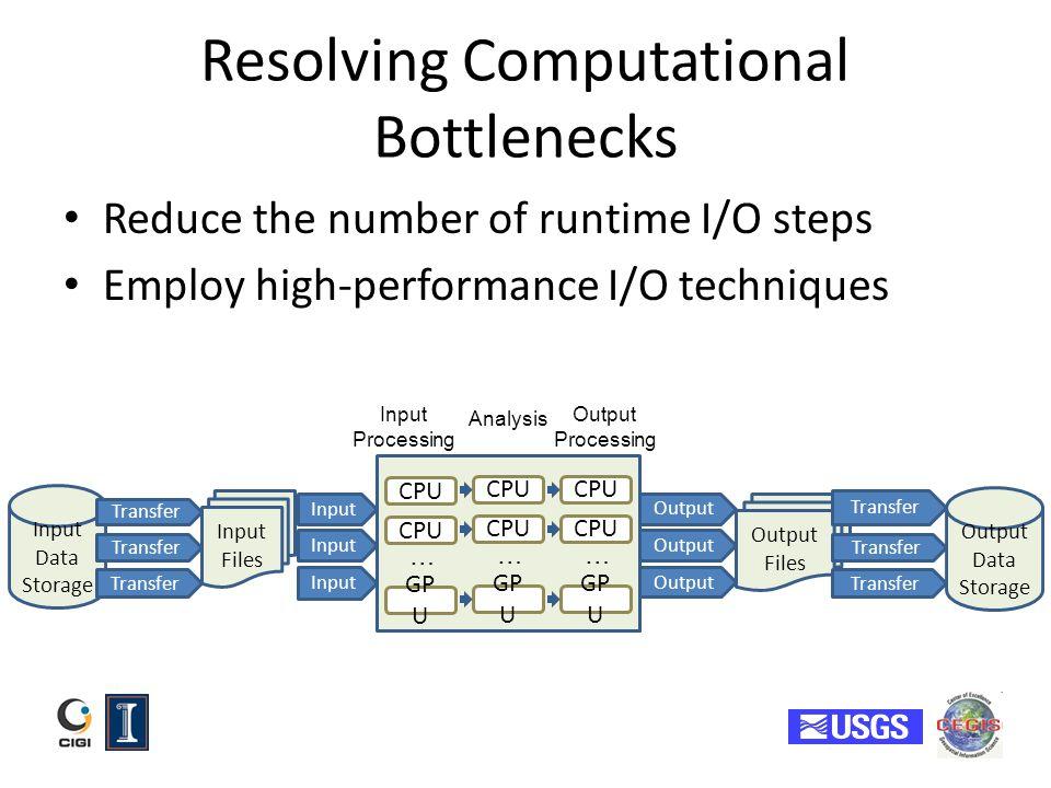 Resolving Computational Bottlenecks