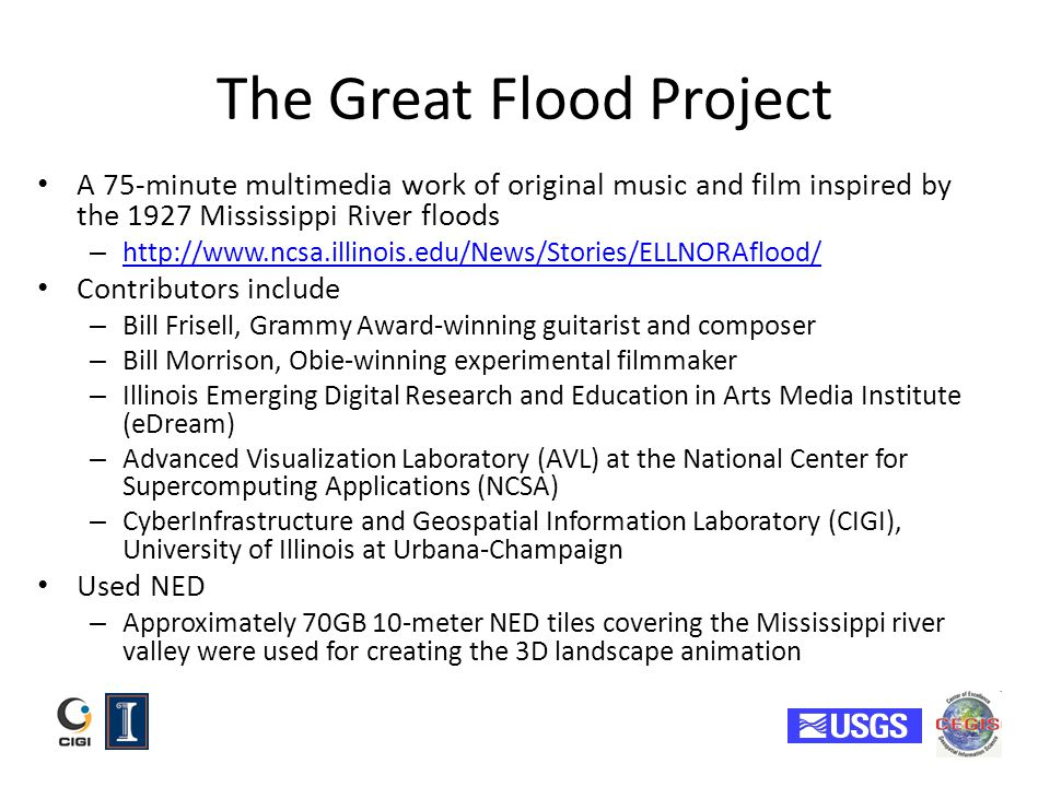 The Great Flood Project