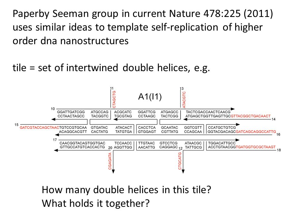 Paperby Seeman group in current Nature 478:225 (2011)