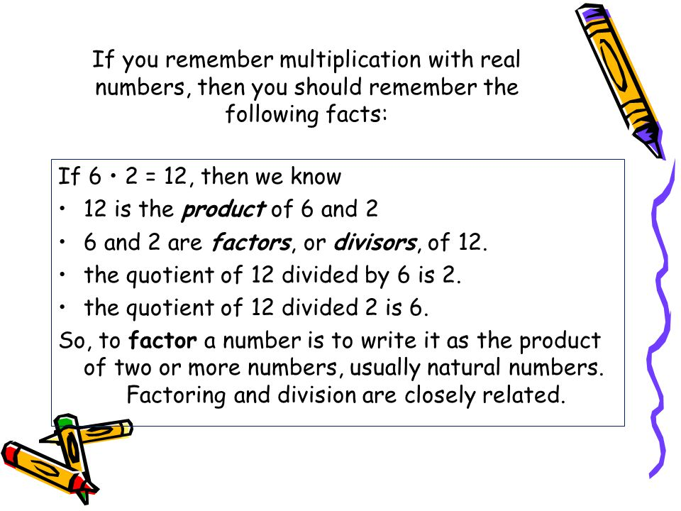 If you remember multiplication with real numbers, then you should remember the following facts: