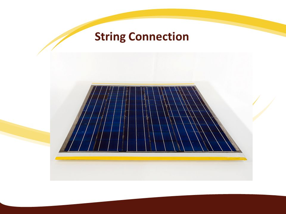 String Connection