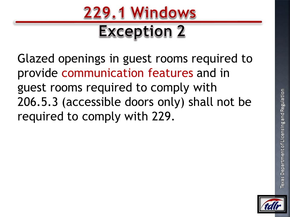229.1 Windows Exception 2.
