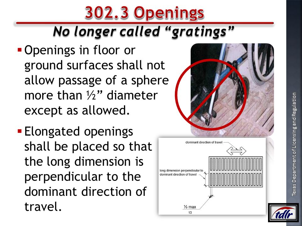 No longer called gratings