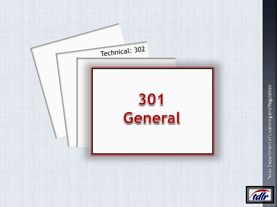 Technical: 302 301 General