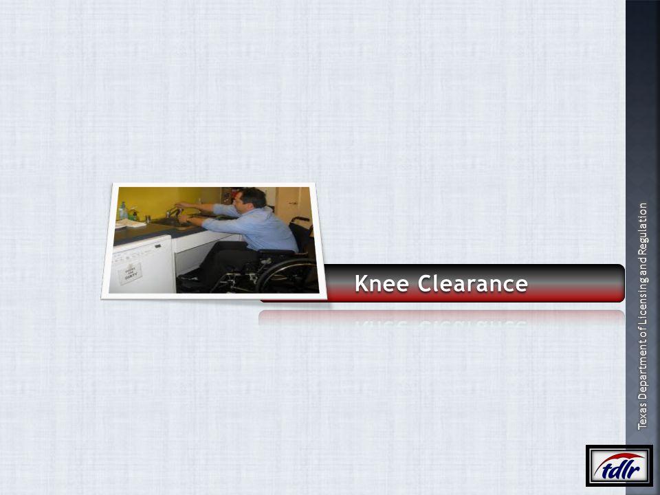 Knee Clearance