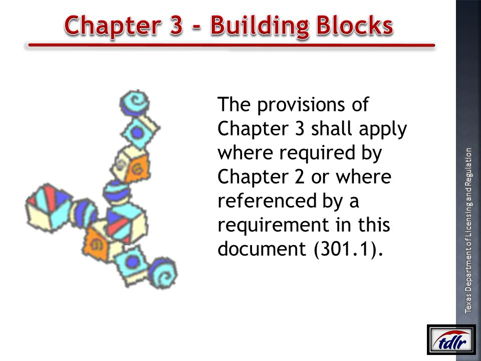Chapter 3 - Building Blocks