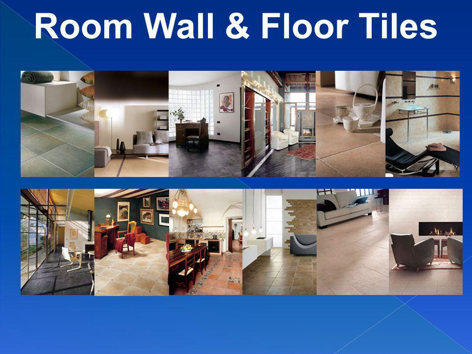 Room Wall & Floor Tiles