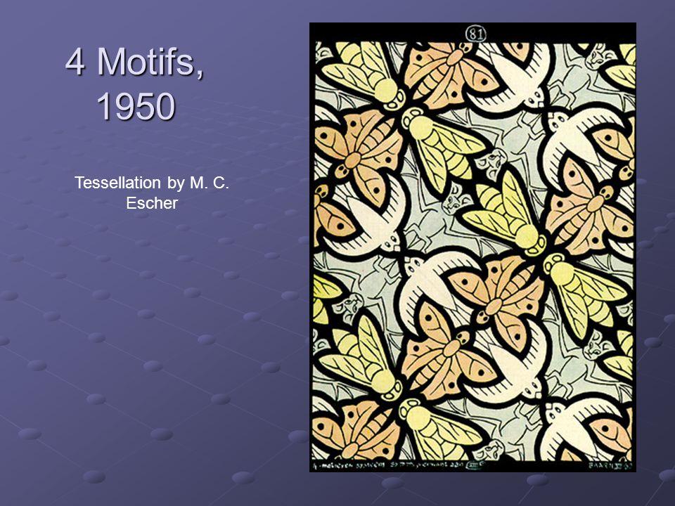 Tessellation by M. C. Escher