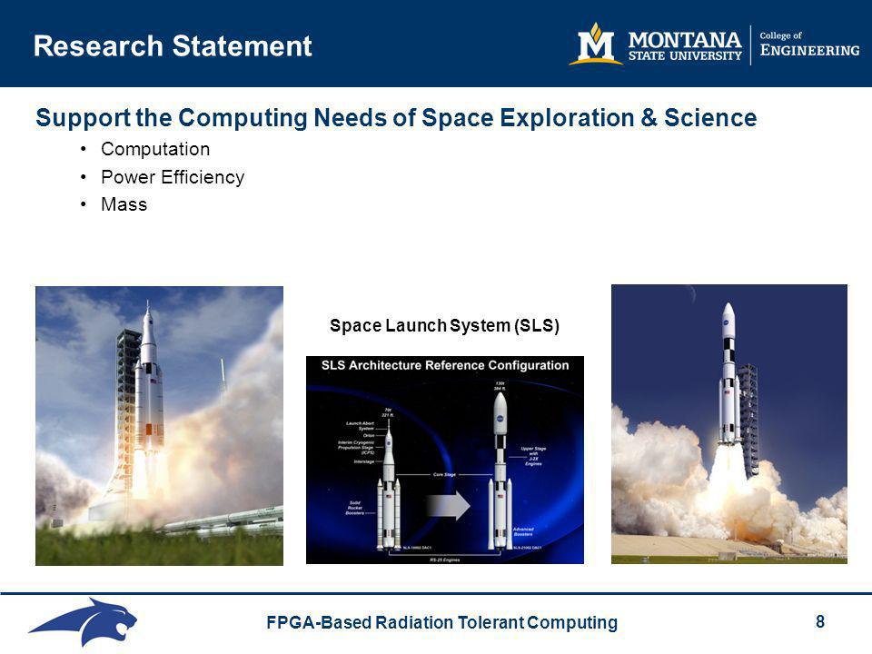 Space Launch System (SLS)