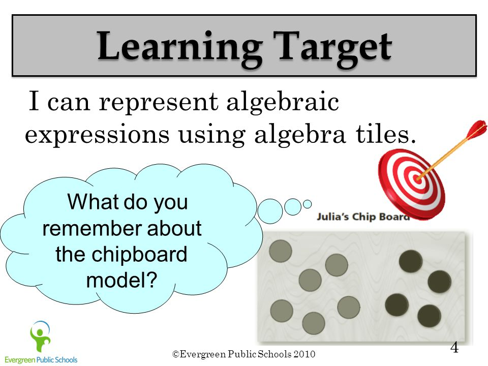 2-7 Solving Equations With Algebra Tiles powerpoint