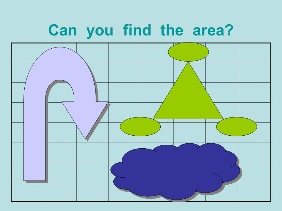 Can you find the area